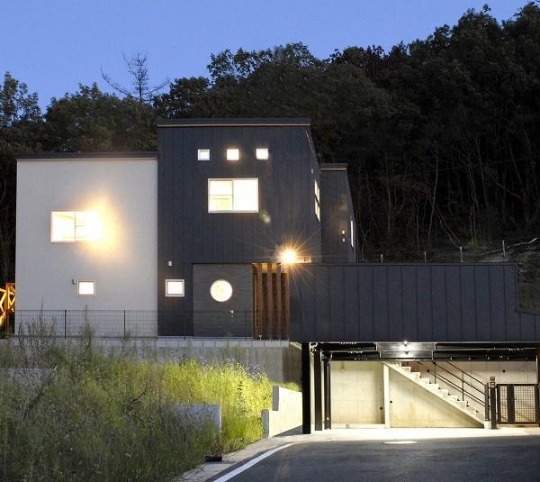 瀬戸・中水野の家