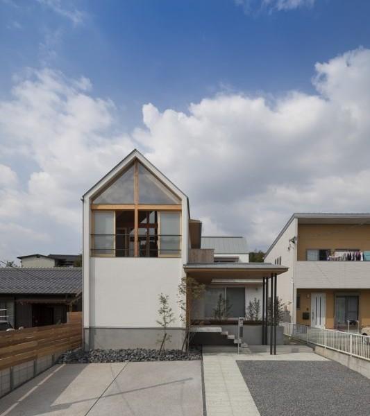 可児 青木の家