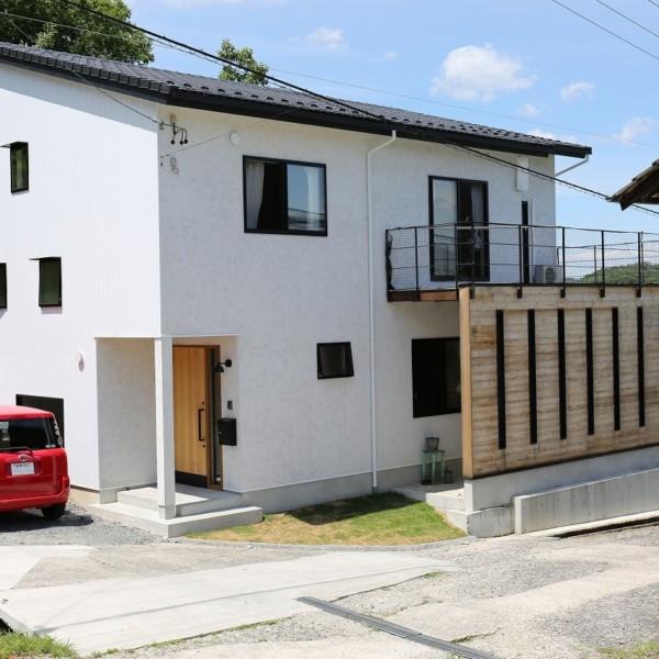 土岐 下石の家