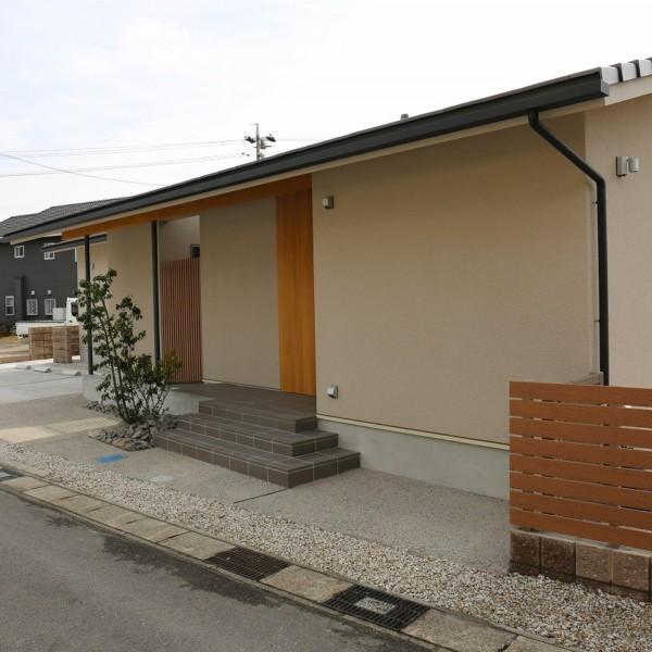 碧南 平屋の家